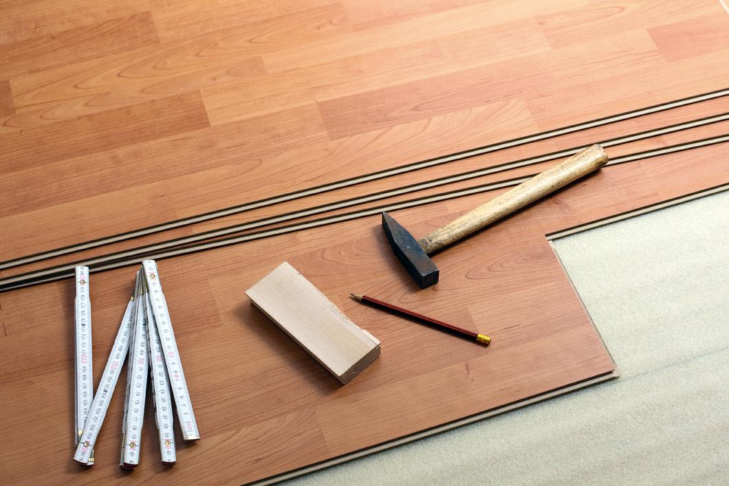 Vinyl Laminate Flooring Installation